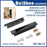 Ferragem do indicador de deslizamento dos acessórios/punho de porta/fechamento de indicador de alumínio