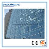 De Roomeye Verborgen Gordijngevel van het Glas van het Aluminium van de Gordijngevel van het Frame (Rmcw-101)