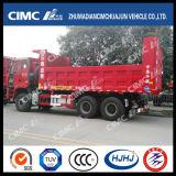 Cimc U-Tipo autocarro con cassone ribaltabile di Huajun 8*4