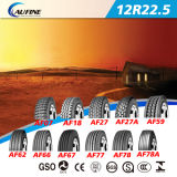 Hochleistungs aller Stahlschlauchlose LKW-radialreifen/Gummireifen (12R22.5) mit ECE