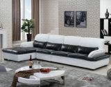 現代ヨーロッパ様式の革ソファー、ホーム家具(928)