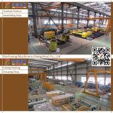 Machine de bloc de machine de fabrication de brique d'argile rouge/argile rouge