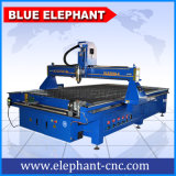 Машина CNC высокого качества Ele 2030 деревянная высекая, машина маршрутизатора CNC 4 осей для алюминия