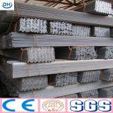 Штанга горячего угла сбывания Q235 Q345 стальная с длиной 6m