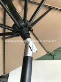 Giardino esterno di vendita caldo Umbrell del patio con inclinazione automatica