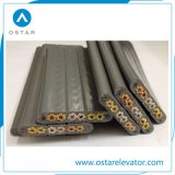 24 cœurs, 36 Cores Tvvb Traveling Cable, Elevator Parts