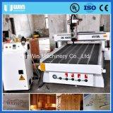 Автоматическая машина CNC вырезывания 3D PCB изменителя инструмента деревянная высекая
