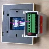 Regolatore di temperatura di riscaldamento del pavimento dell'acqua del metallo del comitato dello schermo di tocco (MT-10-F)