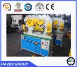 Q35Y hydraulische kombinierte lochende u. scherende Maschine