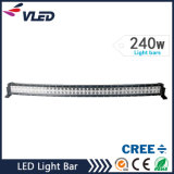 240W LED de 4x4 de Monte CREE carretera Barra de luz LED