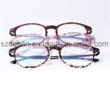 Telaio dell'ottica di vendita superiore del blocco per grafici degli occhiali solidi pieni classici dell'acetato