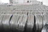 MERGULHO quente e fio galvanizado elétrico do ferro do metal e o de aço