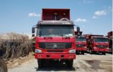 Sinotruk HOWO 8X4 336HP Tipper Truck