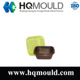 두 배 Layer Basket Injection Mould 또는 Plastic Mold