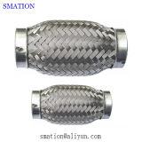 Tubo di scarico flessibile automatico dell'acciaio inossidabile dell'espansore dell'automobile del silenziatore Bendable