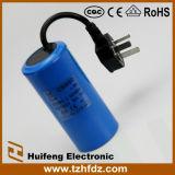 Пленочный конденсатор кабеля 450V 250V бега мотора AC Cbb60