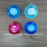 frasco cosmético do plástico do frasco do frasco acrílico do creme de face 20ml