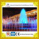 Inseguimento della fontana di acqua di Dancing con illuminazione sincronizzata del LED