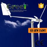 preço horizontal da turbina de vento 5kw com rolamento de SKF