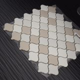 Hot Sales Branco Bege Ceramic Lantern Art Mosaic Tile