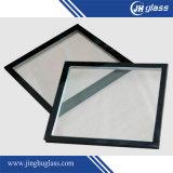 стекло 5mm+12A+5mm ясное Tempered изолированное