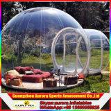 Qualitäts-niedriger Preis-transparentes aufblasbares Zelt