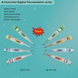 Modelo da série do termômetro de Digitas do caráter: Dt-11g; 111g