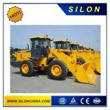 Silon mini cargador de la rueda de las partes frontales de 3 toneladas (ZL930)