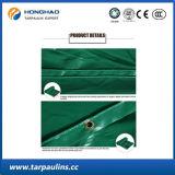 Bâche de protection imperméable à l'eau durable de PVC de prix usine de couverture de mur