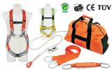 PPE Safety Products Protection Haress Kit para Roofer Tower Workers