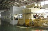 Ligne feuilletante de presse de cycle court automatique de travail du bois