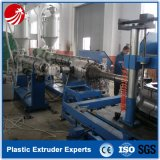 Extrudeuse ondulée de pipe de double mur du plastique PE/PVC/PP