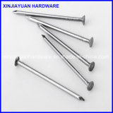 磨かれた共通の釘、最もよい品質の共通の鉄ワイヤー釘