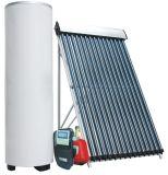 Calentador de agua solar a presión fractura (sistema de múltiples funciones y de gama alta)