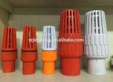 PVC / PVC Válvula de pie PN10 A partir de 3/4 pulgadas a 8 pulgadas