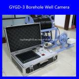 Câmera de Registro de Pan / Tilt Well, Câmera de Inspeção de Borehole e Câmera Deep Well para Venda
