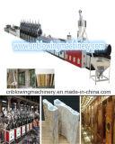 Machine de marbre artificielle d'extrusion de profil de PVC faisant la ligne