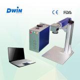 금속 물자 (DW-F20W)를 위한 최신 판매 20W 섬유 Laser 표하기 기계