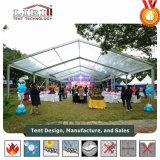Neues Entwurfs-Raum-Dach-transparentes Partei-Zelt für Modeschau
