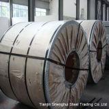 Pente de la meilleure qualité de la bobine JIS 304 d'acier inoxydable de qualité