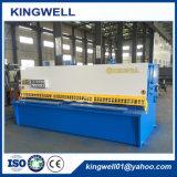 Hydraulischer Schwingen-Metallplattenträger-scherende Maschine mit bestem Preis (QC12Y-8X3200)