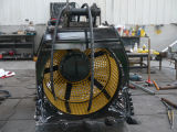 Exkavator-Ersatzteile der drehenden Sieb-Wanne