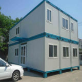 Accommodation Solution를 위한 Prefabricated Modular House