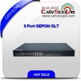 Csp1000-8 Olt光ファイバかGepon/Epon OltのためのPonの8出力