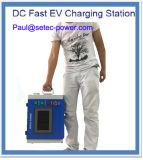 Estación de carga portable de 10kw Chademo/CCS EV Repid Setec EV 7kw-500kw