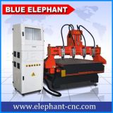 Ele1325 4 Spindles CNC Machine Wood Cutting for Machinery Wood Carving