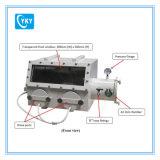 """Компактный бардачок вакуума нержавеющей стали (22 """" X17 """" X16 """") с фланцом & датчиком вакуума"""