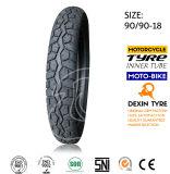 Neumático 90/90-18 Tt Tl del deporte del neumático del neumático de la motocicleta de Suramérica