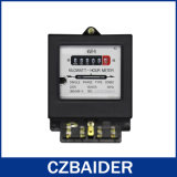 Tester elettronico bifilare di monofase del comitato trasparente (DD862)