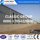 La Cina ha prefabbricato la costruzione della struttura d'acciaio dell'indicatore luminoso della fabbrica della costruzione per il magazzino